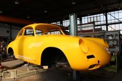 Porsche 356 C/1600B/Coupe/1963