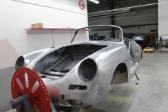 Porsche 356/1600C/Cabriolet/1965