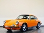 Restauration Porsche 911 /  2.2 S Coupe / Signalorange / 1970