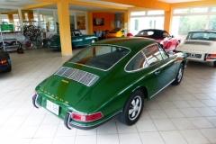 Porsche 911 2,0 S/Coupe/irischgrün/1967