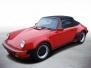 Porsche 911 Carrera WTL/Cabriolet/indischrot/1987