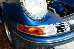 Porsche 911 E / 2.4 Targa / blaumet. /1972