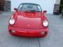 Porsche 964 Cabriolet/1990/indischrot